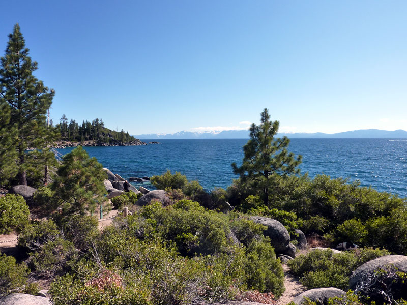 Lake Tahoe and Yosemite National Park Photos